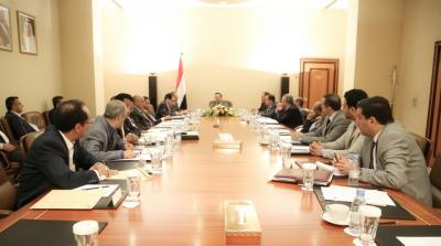 أبرز ما جاء في إجتماع الحكومة اليمنية والتي كشفت موقفها من أي مشاورات سياسية قادمة