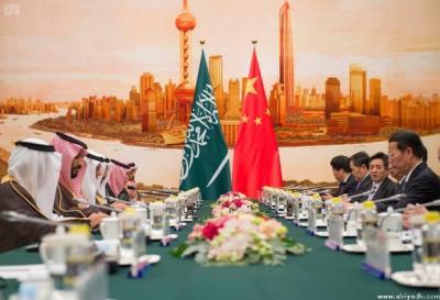 بالصور .. مباحثات سعودية - صينية وتوقيع عدداً من الإتفاقيات برئاسة الأمير محمد بن سلمان