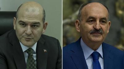 استقالة مفاجئة لوزير الداخلية التركي