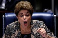مجلس الشيوخ البرازيلي يعزل روسيف من الرئاسة