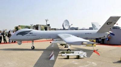 السعودية تشتري طائرات الزاحف المجنح من الصين ( صورة)