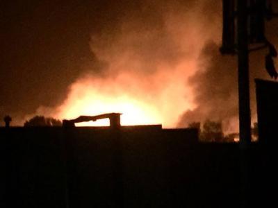 : أسماء المواقع التي استهدفها الطيران  في العاصمة صنعاء ( صور)
