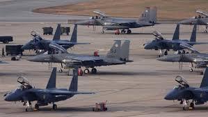 رويترز : أمريكا تستعد لبيع مقاتلات نوع بوينج لقطر والكويت