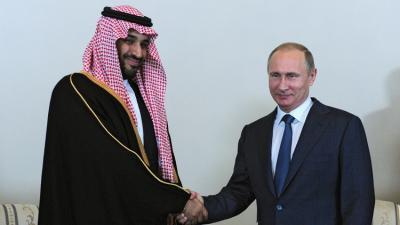 بوتين  يبدي رأيه في شخصية الأمير محمد بن سلمان