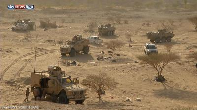 الجيش يعلن بدء عملية تحرير مديرية صرواح بمأرب