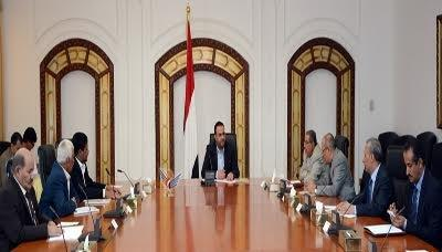 المجلس السياسي الأعلى التابع للحوثيين وصالح يصدر قراراً بشأن الوفد المتواجد في مسقط