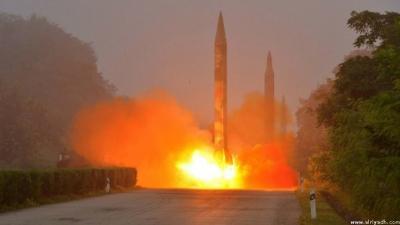 كوريا الشمالية ترعب العالم و تجري أكبر تجاربها النووية على الإطلاق