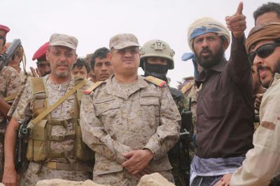 المقدشي يتوعد بقرب نقل المعارك إلى عمران وصعدة
