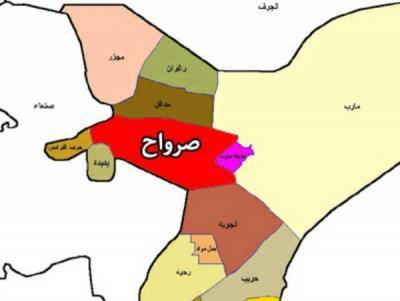 آخر مستجدات المعارك في صرواح بمأرب  ..  الجيش والمقاومة يتقدمان ويسيطران على مناطق جديدة ( أسماء المناطق)