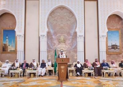 الملك سلمان: السعودية ترفض تحويل الحج إلى خلافات مذهبية