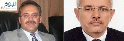 """قيادي وصحفي حوثي يشن هجوماً على القيادي في حزب المؤتمر حسين حازب ويتهمه بالعماله ومناصرة """" أعداء اليمن """""""