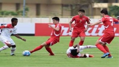 منتخب اليمن للناشئين يخسر أمام كوريا