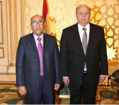 """الرئيس هادي  يقطع آخر خيط يربطه مع """" الحوثيين """" وإنهيار الهدنة الإقتصادية بشكل رسمي"""