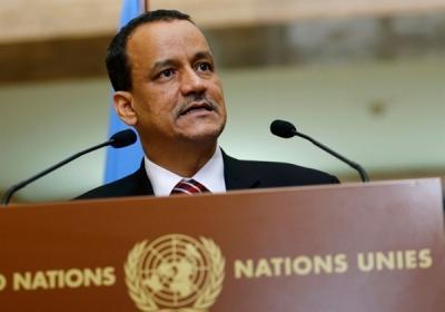 ولد الشيخ يصف الوضع الإنساني في اليمن بالكارثي ويكشف عن 21 مليون يمني بحاجة للمساعدات الإنسانية