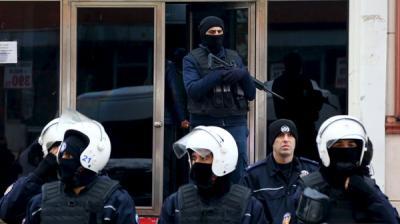 هجوم على سفارة إسرائيل في تركيا