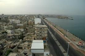 غارات جوية إستهدفت قيادات حوثية قادمة من صنعاء في القصر الجمهوري بالحديدة