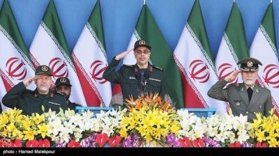 إيران تعترف بتقوية نفوذها العسكري في 5 دول عربية من بينها اليمن