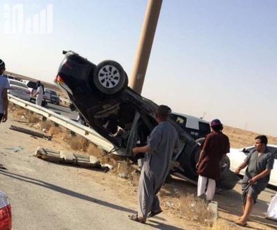 بالفيديو.. حادث مروِّع يودي بحياة أشهر مفحط سعودي