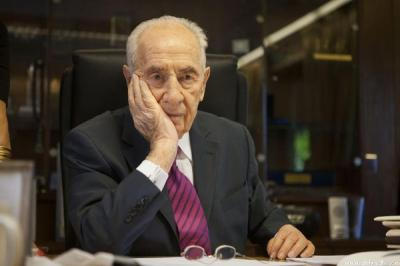 وفاة الرئيس الإسرائيلي السابق شيمون بيريز