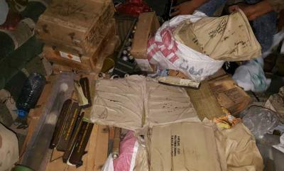 الشرطة في عدن تقول أنها  إقتحمت منزل أمير تنظيم داعش