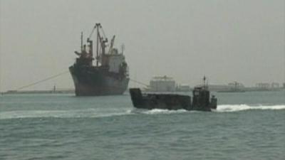 أول تعليق للخارجية الأمريكية على إستهداف الحوثيين للسفينة الإماراتية