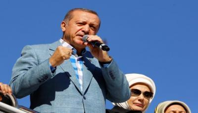 """أردوغان : لا تطبيع مع مصر قبل إطلاق صراح مرسي .. ونقف مع السعودية أمام قانون """" جاستا"""""""