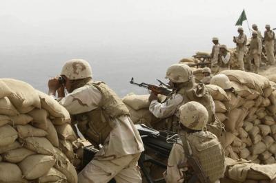السعودية تعلن عن مقتل قياديين  حوثيين على الحدود اليمنية السعودية وتكشف عن إسميهما