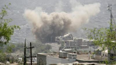 مقتل خليفة العميد حسين الملصي وعدد من القيادات الحوثية ( الإسم )