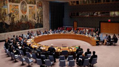 مجلس الأمن يدين الهجوم على سفينة المساعدات الإماراتية .. ويحذّر
