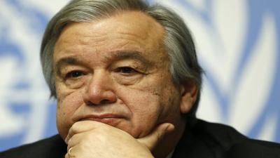 من هو غوتيريس المزكى لمنصب الأمين العام للأمم المتحدة؟