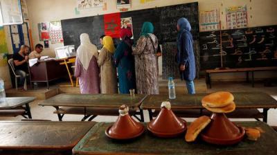 العدالة والتنمية يتصدر الانتخابات التشريعية في المغرب