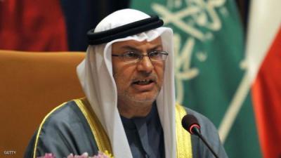 تبادل الإتهامات بين الخارجية الإماراتية والخارجية الإيرانية  حول اليمن
