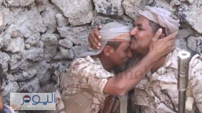 """قائد اللواء14مدرع بمأرب يبعث برسالة تعزية """" محزنة """" ينعي فيها اللواء الشدادي ( نصها)"""