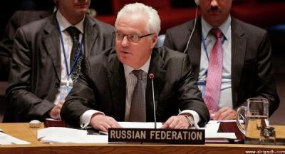 «فيتو روسي» يسقط مشروع القرار الفرنسي حول سوريا