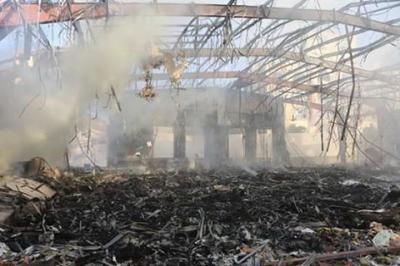 بيان صادر عن الأمم المتحدة بشأن القصف الذي تعرضت له القاعة الكبرى بالعاصمة صنعاء