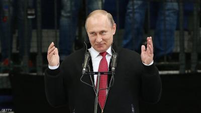 بسبب سوريا .. بوتين يلغي زيارته إلى باريس