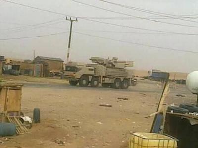 لأول مره .. قوات الجيش والمقاومة تنقل معاركها إلى صعدة وتسيطر على أهم منافذ المحافظة ( صور)