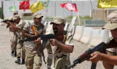 الحشد الشعبي العراقي يتوعد تركيا بمهاجمة مصالحها