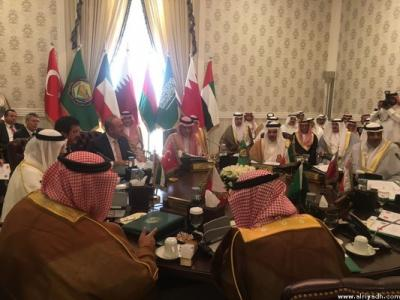 تفاصيل الاجتماع الوزاري المشترك للحوار الاستراتيجي بين مجلس التعاون وتركيا وما خرج به من قرارات