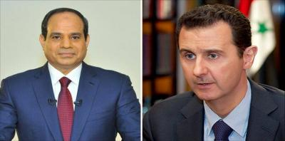 مبعوث الأسد يصل القاهره .. والسلطات المصرية تلتزم الصمت