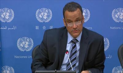 ولد الشيخ في موسكو لإجراء مباحثات قبل الهدنة اليمنية