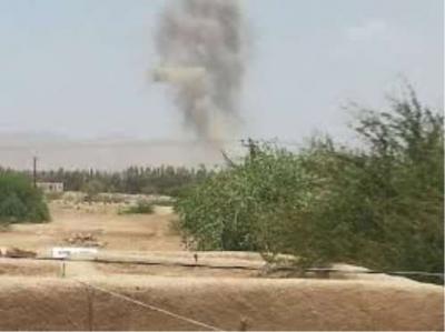 مقتل قيادي حوثي بارز في غارة جوية بالجوف