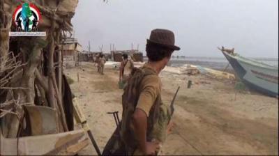 قتلى وجرحى من الحوثيين في معارك عنيفة في ميدي