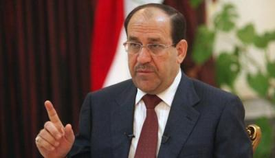 """رئيس الوزراء العراقي الأسبق نوري المالكي يتوعد """" قادمون يا يمن """" !"""