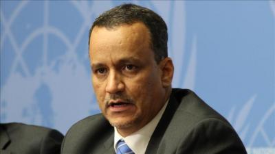 ولد الشيخ يصل صنعاء .. وحزب المؤتمر يلمح إلى ضرورة تغييره