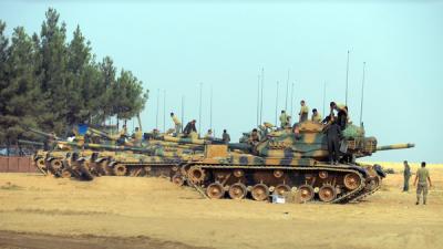 إيران تحذر تركيا من وجودها العسكري في العراق