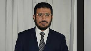 """محافظ البيضاء """" القيسي """"  يزور جرحى مقاومة البيضاء في مستشفيات عدن"""