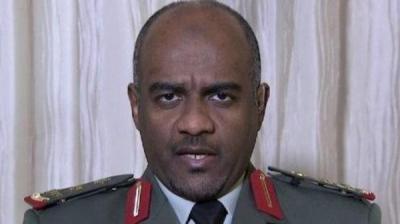 """تصريح جديد لناطق التحالف """" عسيري """" يقول أن الصاروخ الذي أطلق بإتجاه مكه كان من داخل أحد المساجد"""