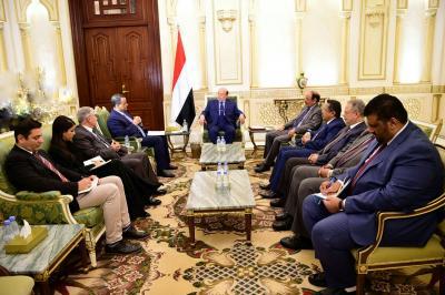الرئيس هادي يرفض استلام خارطة السلام الأممية من ولد الشيخ  .. ويكشف السبب ( صورة)