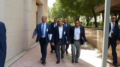 وفد الحوثيين والمؤتمر يرد رسمياً على مبادرة ولد الشيخ ويورد عدداً من الملاحظات ( تفاصيل)